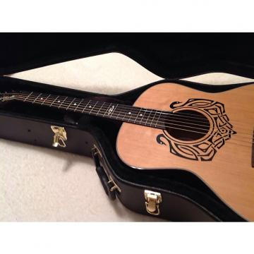 Custom Luna Celtic Swan 2014 Satin