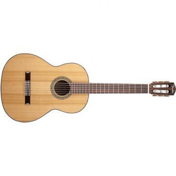 Custom Fender CN-140S Solid Top Classical Natural