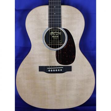 Custom Martin 00LX1AE Mahogany Cutaway Acoustic Electric Guitar Fishman Sonitone Natural