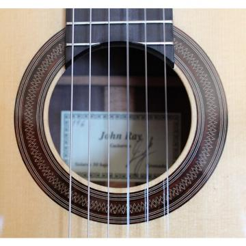 Custom John Ray Classical guitar 2016 French Polish