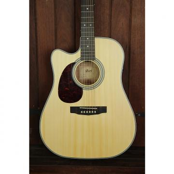 Custom Cort MR500E-L Acoustic-Electric Dreadnought Left Handed
