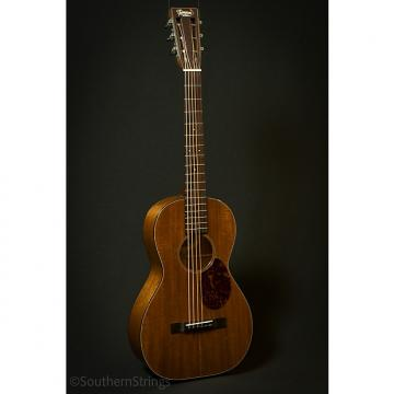 Custom Preston Thompson Size 2 Parlor Guitar