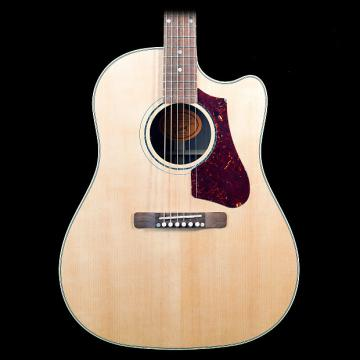 Custom Gibson HP 415W High Performance Slope Shoulder Acoustic Guitar, Natural - Pre-Owned in Excellent Condition