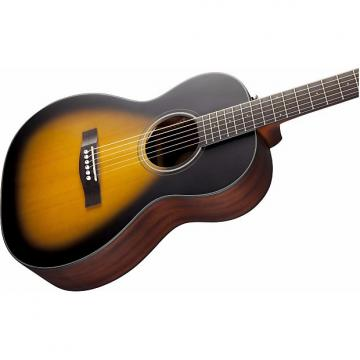 Custom Fender CP-100 Palor Acoustic Guitar