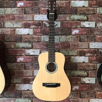 Custom Sigma TM-12E Acoustic Travel Guitar