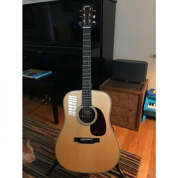 Custom Used Collings D2HA with beautiful, wide grain adirondack top