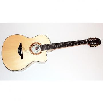 Custom Manuel Rodriguez FLMOD550 Moderna FF Flamenco Acoustic Guitar