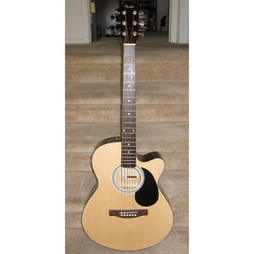 Custom Fender FA135CE Electric-Acoustic Concert Cutaway Guitar