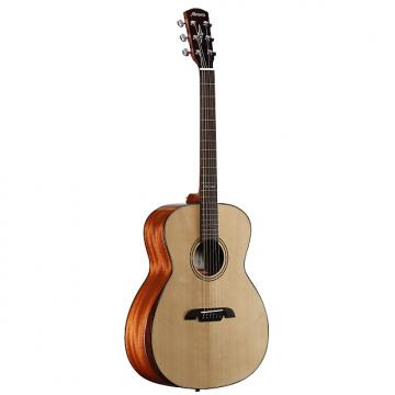 Custom Alvarez AG60AR Grand Auditorium Acoustic Guitar  Natural
