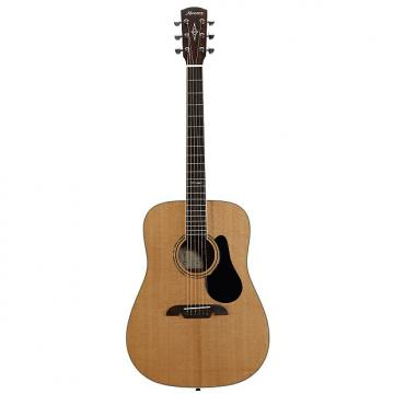 Custom Alvarez AD60 Acoustic Dreadnaught Guitar