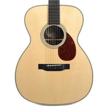 "Custom Collings OM2HA Orchestra Model w/Adirondack Spruce Top & 1-3/4"" Nut (Serial #26801)"
