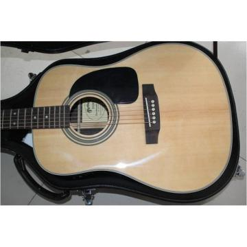Martin guitar martin 41 martin guitar Inch dreadnought acoustic guitar Veneer martin D28 martin acoustic guitar strings Acoustic Guitar Sitka Solid Spruce Top With Ox Bone Nut & Saddler