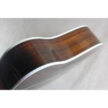 Custom Shop Martin D28 Natural Acoustic Guitar Sitka Solid Spruce Top With Ox Bone Nut & Saddler