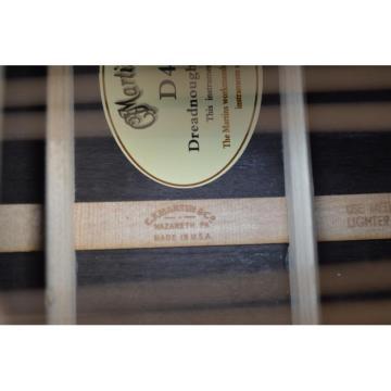 Custom guitar martin Shop martin guitar strings acoustic Dreadnought acoustic guitar strings martin CMF martin strings acoustic Martin martin acoustic guitars D45 Vintage Acoustic Guitar Sitka Solid Spruce Top With Ox Bone Nut & Saddler