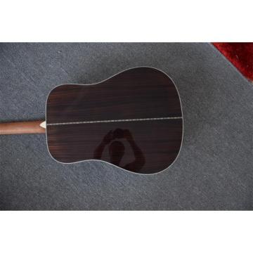 Custom Shop Martin D28 Natural Acoustic Guitar