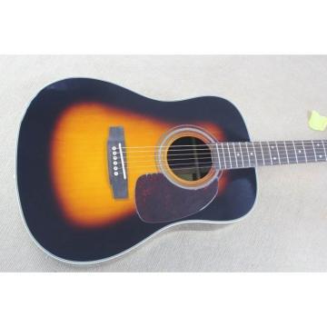 Custom Shop Martin Vintage D28 Acoustic Guitar Sitka Solid Spruce Top With Ox Bone Nut & Saddler