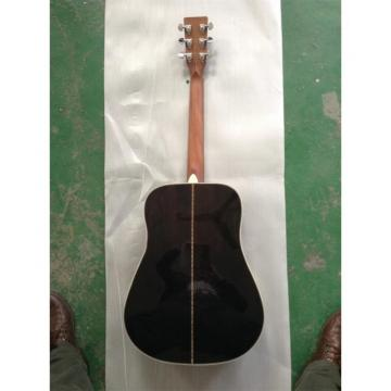 Custom Shop Martin 41 Inches D28 Acoustic Guitar Sitka Solid Spruce Top With Ox Bone Nut & Saddler