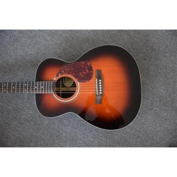 Custom Shop Martin 40 Inches D28 Acoustic Guitar Sitka Solid Spruce Top Tobacco Burst