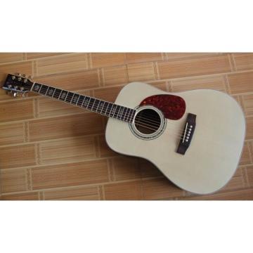 Custom Shop Martin 1970 D40 Model Acoustic Guitar Sitka Solid Spruce Top With Ox Bone Nut & Saddler