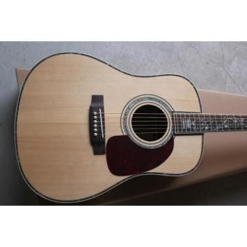 41 Inch CMF Martin Acoustic Guitar Sitka Solid Spruce Top With Ox Bone Nut & Saddler