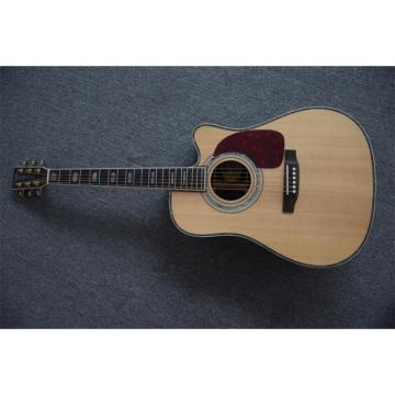 Custom guitar martin Martin martin acoustic guitars D45S dreadnought acoustic guitar Cutaway acoustic guitar strings martin Acoustic martin acoustic guitar strings Guitar Sitka Solid Spruce Top With Ox Bone Nut & Saddler