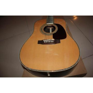 Custom martin Dreadnought martin guitars D45S martin guitar strings acoustic medium 1833 dreadnought acoustic guitar Martin guitar martin Acoustic Guitar Sitka Solid Spruce Top With Ox Bone Nut & Saddler