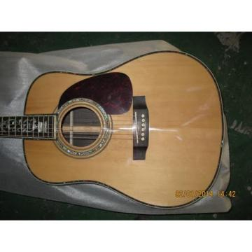 Custom martin d45 Dreadnought acoustic guitar martin 1833 dreadnought acoustic guitar Martin martin guitars acoustic D45 martin guitar strings Natural Acoustic Guitar Sitka Solid Spruce Top With Ox Bone Nut & Saddler