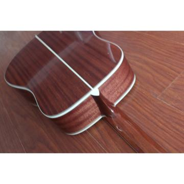 Custom martin acoustic guitar D45 guitar strings martin Martin martin guitar accessories Natural martin Acoustic acoustic guitar strings martin Guitar North American Solid Spruce Top With Ox Bone Nut & Saddler