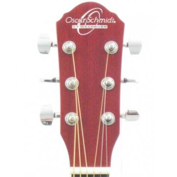 Oscar martin guitars Schmidt martin guitar case OG10CEFTR acoustic guitar strings martin Flame martin guitar strings Transparent martin acoustic guitar strings Red Electric Acoustic Guitar