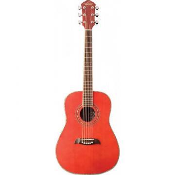 Oscar martin acoustic guitars Schmidt martin acoustic guitar strings OG1/TR dreadnought acoustic guitar Transparent guitar strings martin Red martin guitars acoustic 3/4 Size Acoustic Guitar