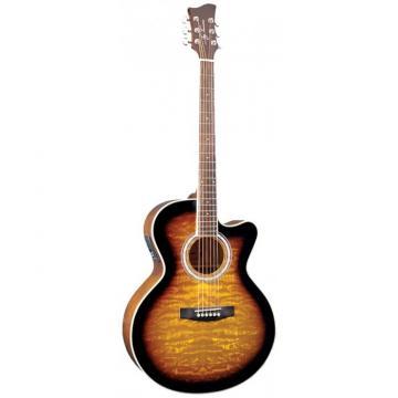 Jay martin acoustic guitar strings Turser martin acoustic guitar JTA424Q-CET martin strings acoustic Series guitar strings martin Acoustic martin guitar strings acoustic Guitar Tobacco Sunburst