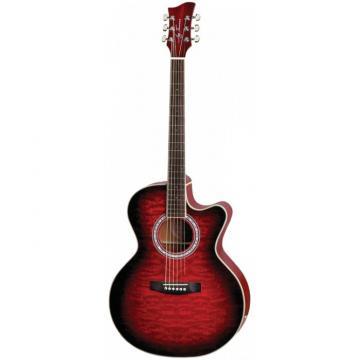 Jay martin acoustic guitar strings Turser martin guitar strings acoustic medium JTA424Q-CET guitar martin Series martin guitars acoustic Acoustic martin acoustic guitar Guitar Red Sunburst