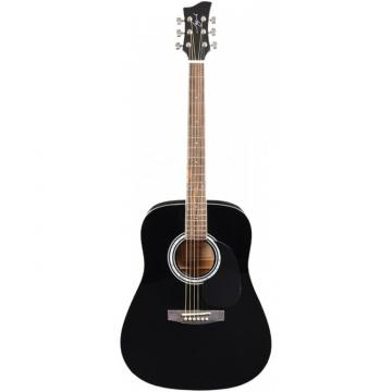 Jay Turser JJ-45 Series Acoustic Guitar Black