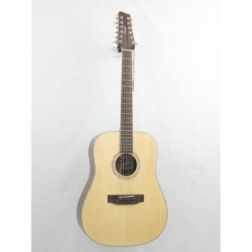 James Neligan Model NA72-12 Solid Top Acoustic Guitar