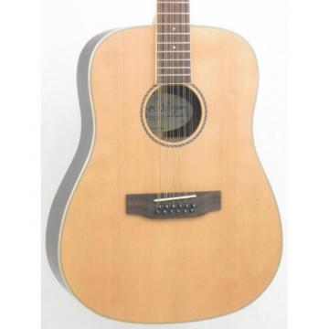 James Neligan Model NA60-12 Solid Top 12 Strings Acoustic Guitar