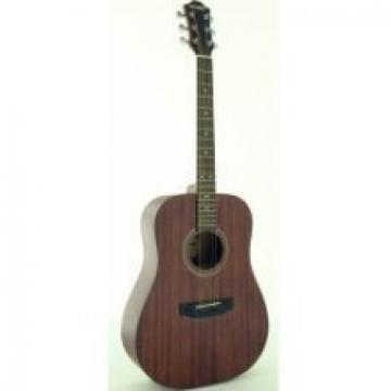 Great Brand New Hohner HW300 Natural Bodied Dreadnought Acoustic Guitar