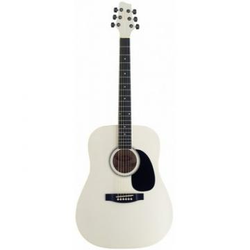 Great martin guitar New martin acoustic strings Stagg martin SW203WH martin acoustic guitar Acoustic guitar martin Dreadnought Guitar With White Finish
