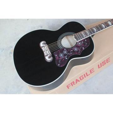 Custom Shop SJ200 Elvis Presley Black Acoustic Guitar