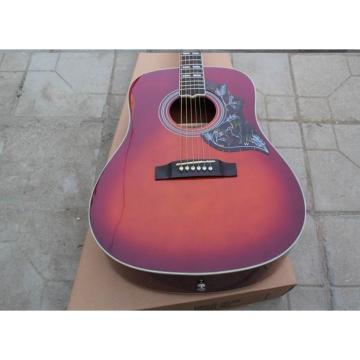 Custom martin d45 Shop martin guitar case Hummingbird acoustic guitar strings martin Dove martin acoustic guitar Tobacco martin strings acoustic Burst Acoustic Guitar