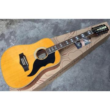 Custom martin Shop martin guitar accessories EKO dreadnought acoustic guitar Full martin guitar case Size acoustic guitar martin 12 String Acoustic Guitar