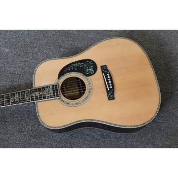 Custom martin guitars acoustic Shop martin acoustic strings Dreadnought acoustic guitar strings martin 1833 martin CMF acoustic guitar martin D45 Matrin Natural Acoustic Guitar Sitka Solid Spruce Top With Ox Bone Nut & Saddler