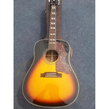 Custom J 45 Tobacco Burst Acoustic Guitar