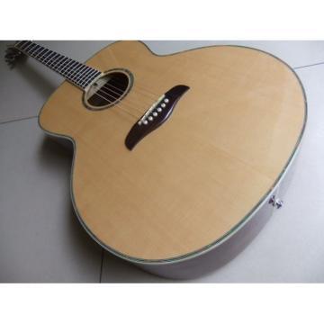 Custom Build Yairi Alvarez Baritone Acoustic Guitar