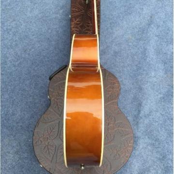 Custom martin guitars J180 martin guitar strings 6 martin guitars acoustic Strings martin guitar accessories Amber acoustic guitar martin Star Inlays Acoustic Guitar