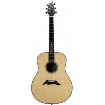 Breedlove Broadway Model Rounded Dreadnought Acoustic Guitar  W/HS Case