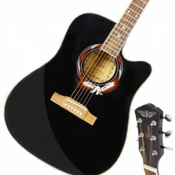 "Beginner guitar strings martin 41"" martin guitar case Cutaway dreadnought acoustic guitar Folk martin acoustic guitars Acoustic martin guitar strings acoustic medium Wooden Guitar Black"