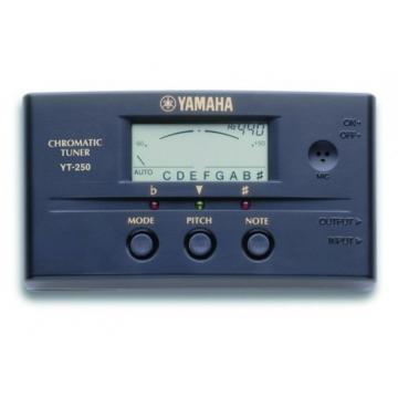 Yamaha Guitar & Bass Chromatic Tuner By M&M