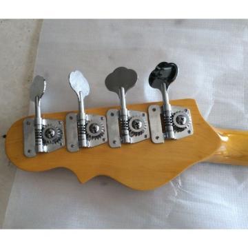 Project High Gloss Black Asat 4 String Bass