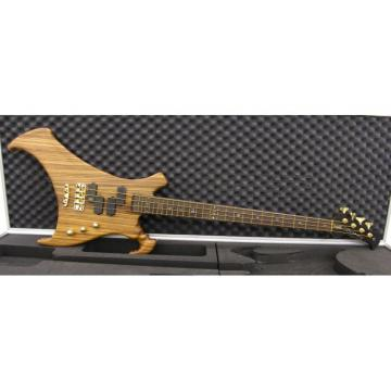 Project Buzzard 4 String Bass German MEC pickups