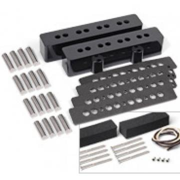 Pickup Kit For Jazz Bass With Alnico 5 Magnets